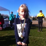 bath-skyline-10k-18th-november-2012-lyra-kemp-after-claiming-her-medal-from-the-300m-run