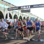 Brighton Half Marathon 2013 start