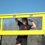 13 Ladder Wall Girl 1