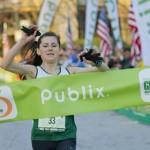 Half marathon winner Justyna Mudy_jp01
