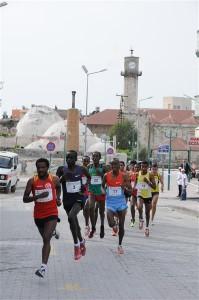 The Tarsus Half Marathon 2013