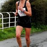 Ruth - Werrington 10K. Image: racephotos.org.uk