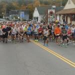 marathon & 10K start