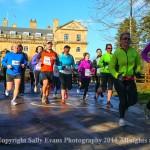 The Mad Dash, Warwickshire, 10K Runners. 8th February 2014.
