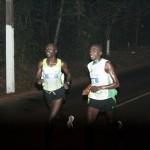 First Two Winners in 21km half Marathon