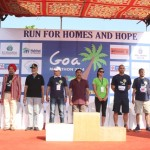 prize distribution Tourism minister, Swimmer, footballer, Navy & Army head of Goa and other important people