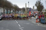 Start of the Run Falmouth Half Marathon 2014