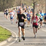 Surrey Half Marathon March 2014 by SussexSportPhotography
