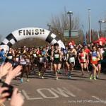Surrey Half Marathon March 2014 by SussexSportPhotography