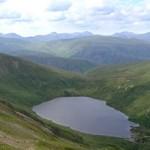 Grisedale Tarn, Clif Bar 10 Peaks 2014