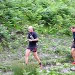 Tom Hollins and Eric Sebastian Krogvig at the Clif Bar 10 Peaks 2014