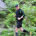 Tony Holland at the Clif Bar 10 Peaks 2014